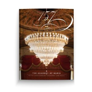 Academy of Music, 157th Anniversary Concert and Ball Program Book