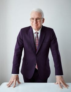Steve Martin, Special Guest Artist for the 160th Anniversary Concert & Ball